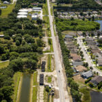44th Avenue East between 45th Street East and Braden River